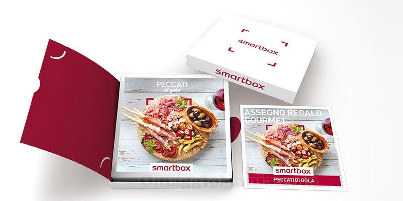 Smartbox Peccati di gola