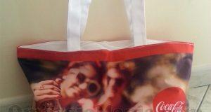 borsa mare Coca Cola