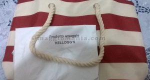 borsa mare Kellogg's di Antonella