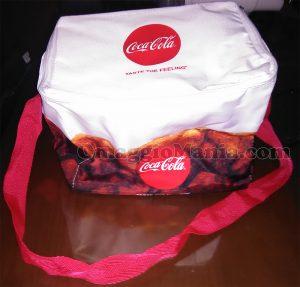borsa termica Coca Cola di Federico Maria