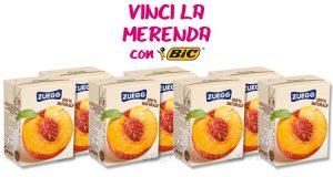 concorso Vinci la merenda con BIC