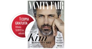 coupon copia omaggio Vanity Fair 34
