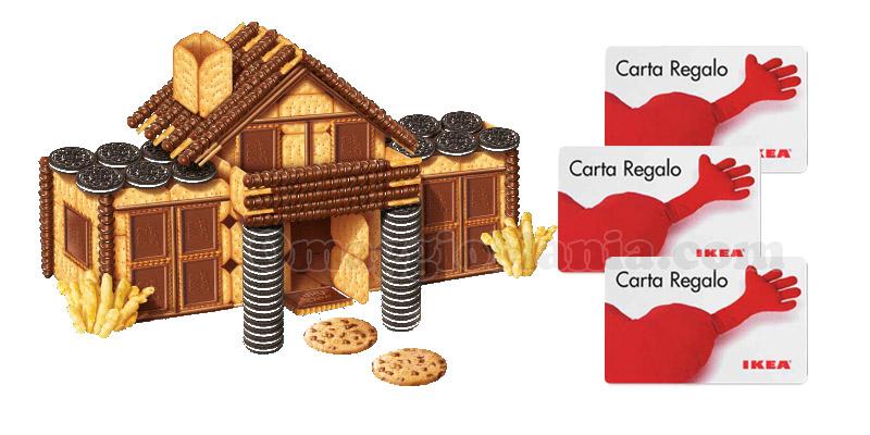 crea la tua casa di snack e vinci buoni ikea omaggiomania