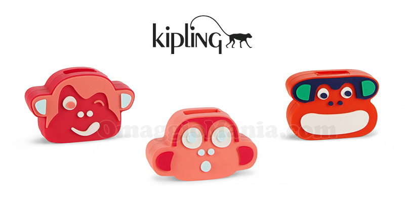 cursori zip Kipling Back to School