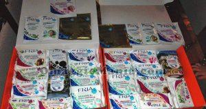 forniture di prodotti FRIA di Ale