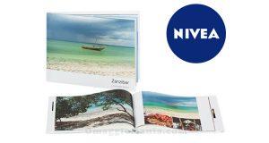 fotolibro Photosì omaggio con Nivea