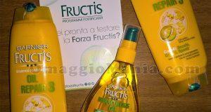 kit Garnier Frucits Oil Repair 3 di Giusty91
