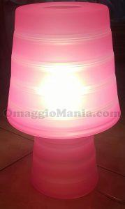 lampada Pink Lady di Sole 1