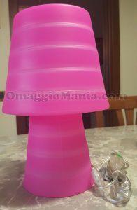 lampada Pink Lady di Sole 2