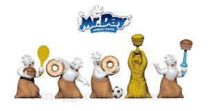 miniature Mr.Day MuffinOlimpiadi