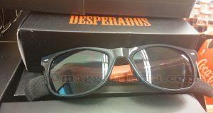 occhiali da sole Desperados omaggio