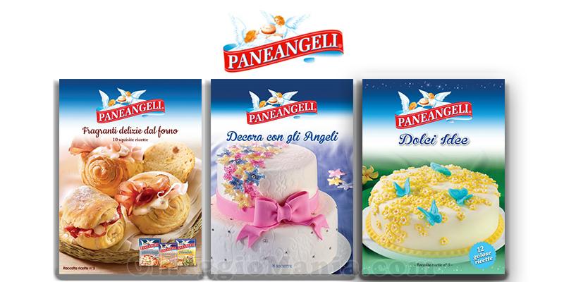 ricettari Paneangeli omaggio agosto 2016