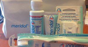 set igiene orale Meridol di Marsala90