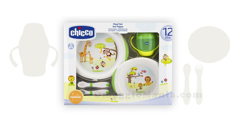 set pappa Chicco