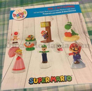 sorpresa Happy Meal Super Mario & Friends