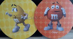 tovagliette M&M's di Barbara