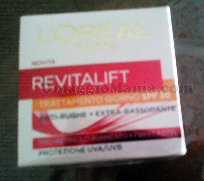 trattamento L'Oréal Revitalift di Antonietta con Provato da Voi