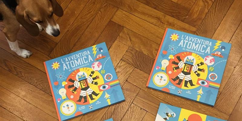 vinci L'avventura atomica del Professor Astro Gatto