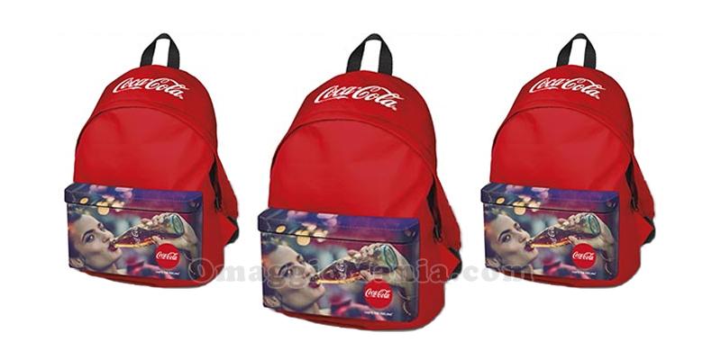 nuovi stili b8f5f d7161 Vinci 2.000 zaini Coca Cola - OmaggioMania