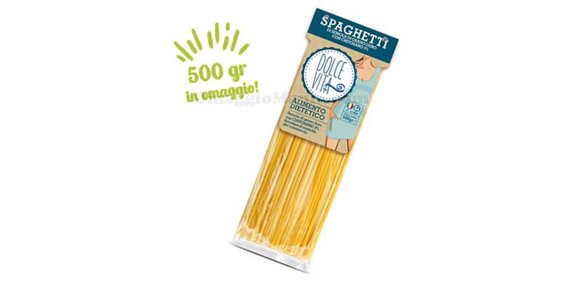 spaghetti Dolce Vita confezione omaggio