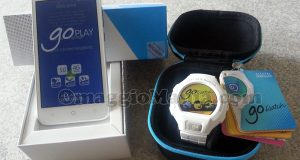 Alcatel One Touch e Go Watch di Sabry77