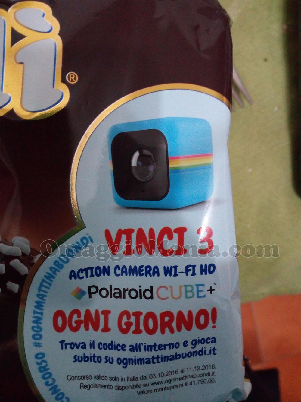 concorso buondi polaroid