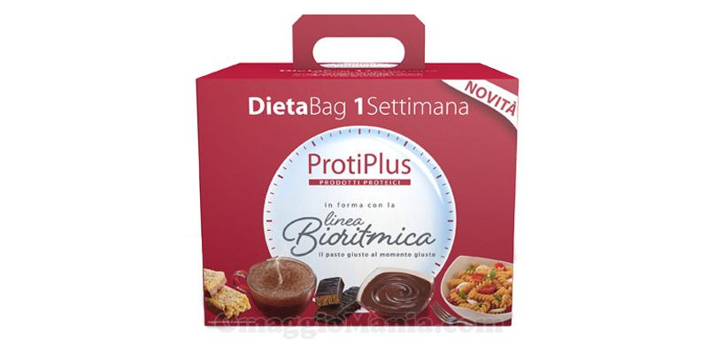 DietaBag ProtiPlus omaggio da Casa Henkel