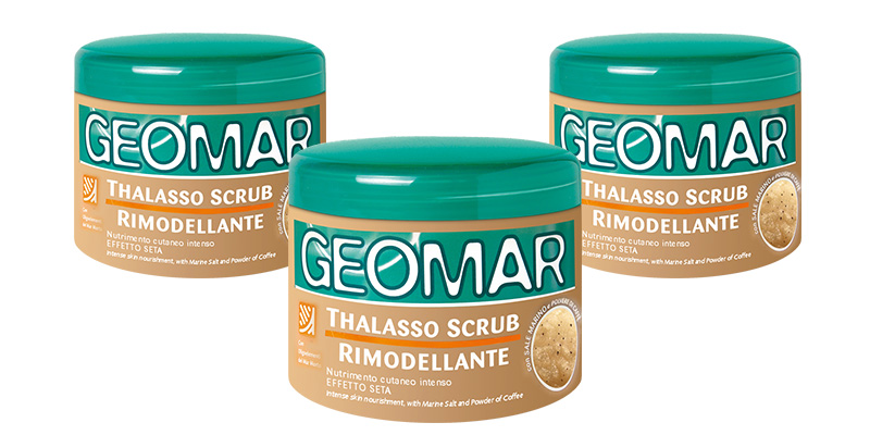 Geomar Thalasso Scrub Rimodellante