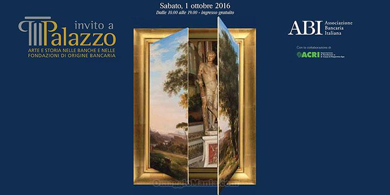 Invito a Palazzo 2016