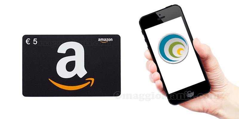 MobileXpression buono Amazon 5 euro
