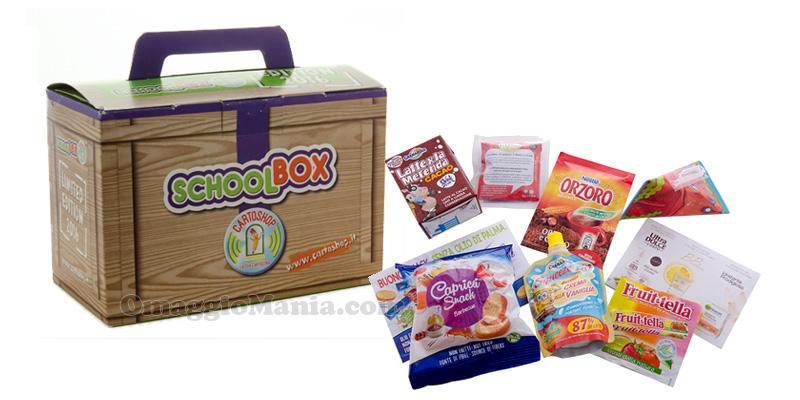 School Box CartoShop 2016