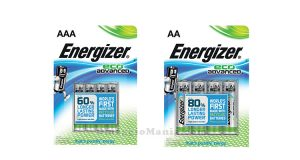 batterie Energizer Eco Advanced