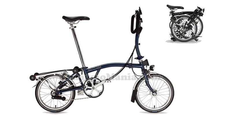 bicicletta pieghevole Brompton Bike