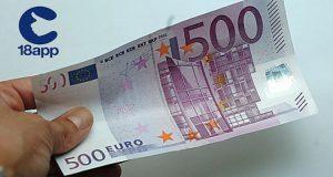 bonus cultura 500 euro con 18app