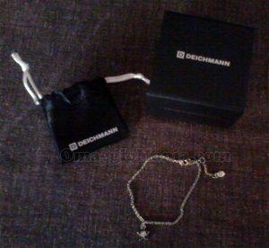 braccialetto con cristalli Swarovski vinto da Ninny25