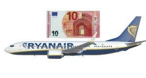 buono Ryanair 10 euro