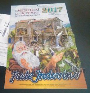 calendario Frate Indovino 2017 di Nuny