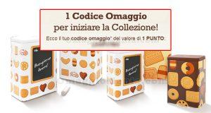 codice omaggio Biscolatte Mulino Bianco settembre 2016