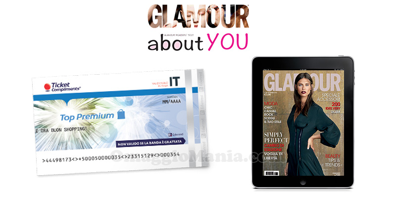 concorso Glamour About You