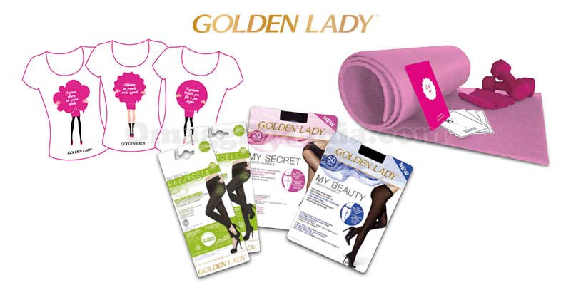 concorso Golden Lady Express your legs.psd