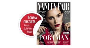 coupon copia omaggio Vanity Fair 36