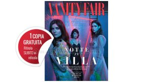 coupon omaggio Vanity Fair 35