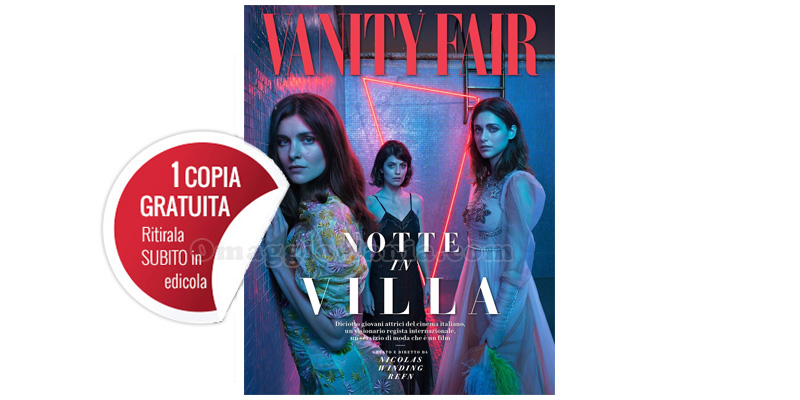 coupon omaggio Vanity Fair 35