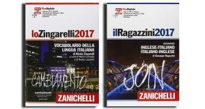 dizionari Zanichelli Zingarelli Ragazzini 2017