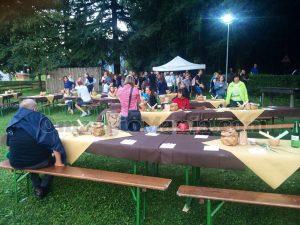 festa e tavoli