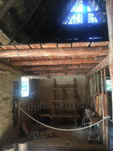 interno della palafitta