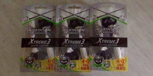 kit Wilkinson Xtreme3 di Sara