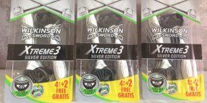 kit Wilkinson Xtreme3 di Tatiana