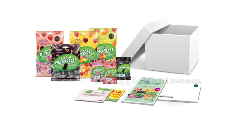 kit di prodotti Dietorelle con TRND