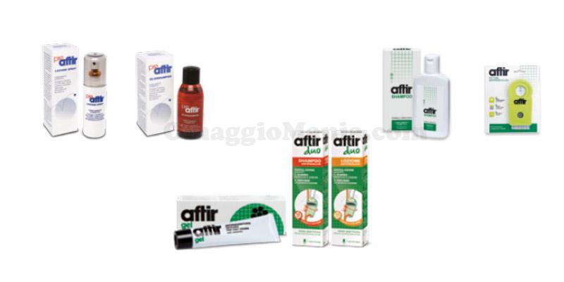 kit di prodotti Meda Pharma